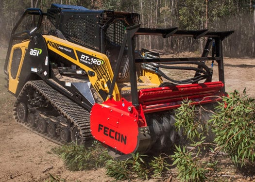 Fecon Skid Steer Mulcher Sale