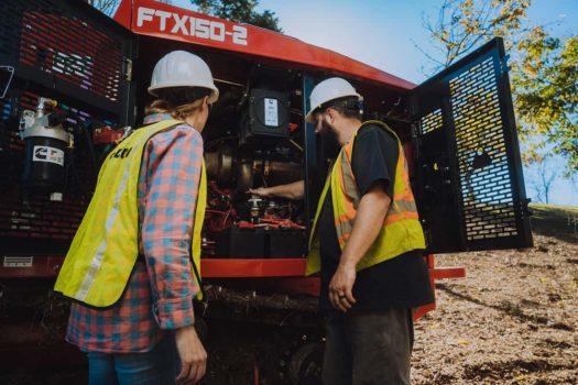 Fecon-FTX150-2-Mulching-Tractor-3